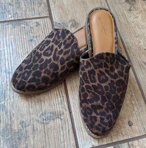 Universal Thread   Leopard Mules